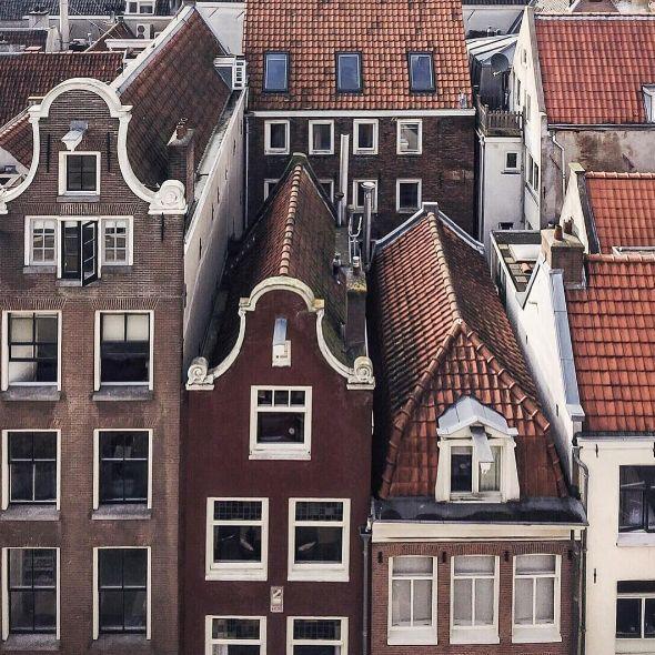 Шесть фишек, которые стоит позаимствовать в голландском интерьере