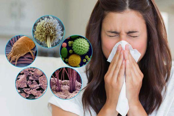 Как попрощаться с аллергией?